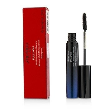 Shiseido Full Lash Multi Dimension Mascara Waterproof - # BK901 Black