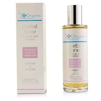 The Organic Pharmacy Herbal Toner - For Normal & Combination Skin