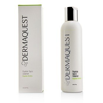 DermaQuest Peptide Vitality Peptide Glyco Cleanser