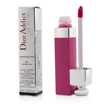 Christian Dior Dior Addict Lip Tattoo - # 881 Natural Pink