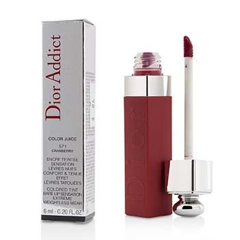 Christian Dior Dior Addict Lip Tattoo Color Juice - # 571 Cranberry