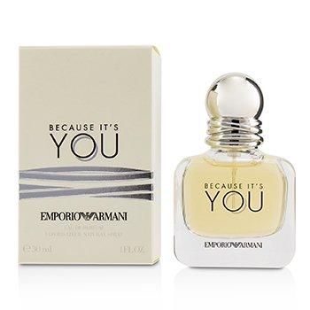 Giorgio Armani Emporio Armani Because Its You Eau De Perfume Spray 30ml