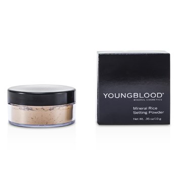 Youngblood Mineral Rice Setting Bedak Tabur - Medium