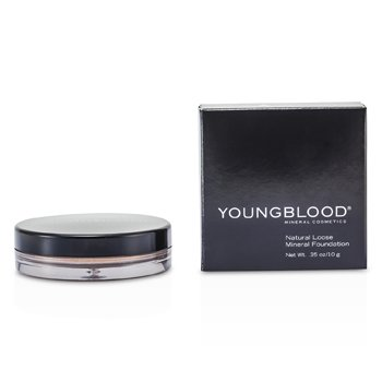 Youngblood Natural Loose Mineral Mekap Foundation ( Tabur )- Cool Beige