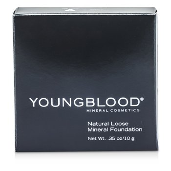 Youngblood Natural Loose Mineral Mekap Foundation ( Tabur )- Rose Beige