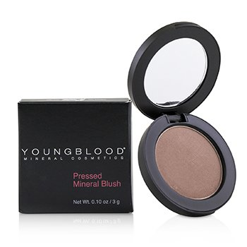 Youngblood Pressed Mineral Pemerah Pipi - Zin