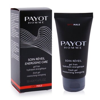 Payot Optimale Homme Energizing Care Gel - Gel Perawatan Waktu Malam
