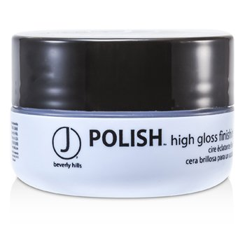 J Beverly Hills Polish High Gloss Finishing Wax - Pengilat rambut
