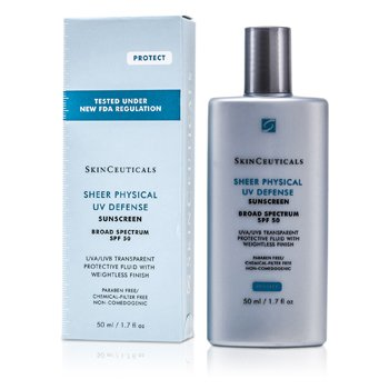 Skin Ceuticals Sheer Physical UV Defense SPF 50
