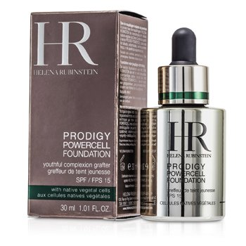 Helena Rubinstein Prodigy Powercell Alas Foundation  SPF 15 - # 30 Gold Cognac