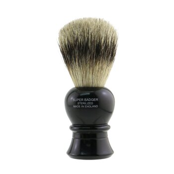 Truefitt & Hill Carlton Super Badger Berus mencukur  - # Ebony