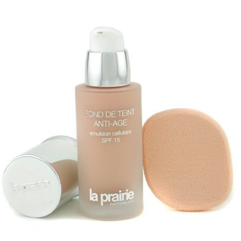 La Prairie Mekap Anti Penuaan Foundation SPF15 - #100