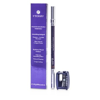 By Terry Crayon Sourcils Terrybly bulu kening Pensil Definer - # 2 Ash Brown
