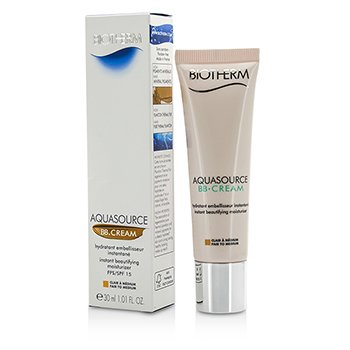 Biotherm Aquasource BB Krim - Fair to Medium L42363