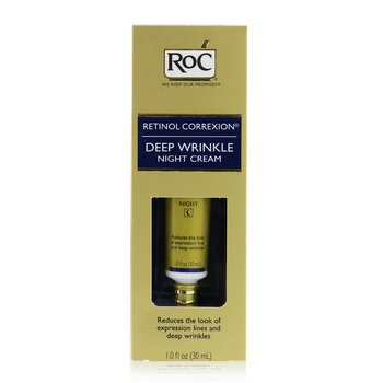 Retinol Correxion Deep Wrinkle Night Cream