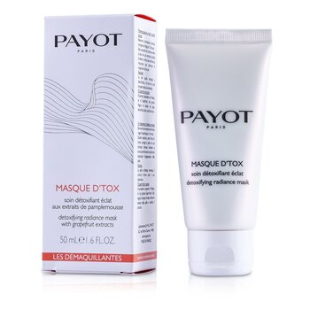 Payot Les Demaquillantes Masque DTox Detoxifying Radiance Mask