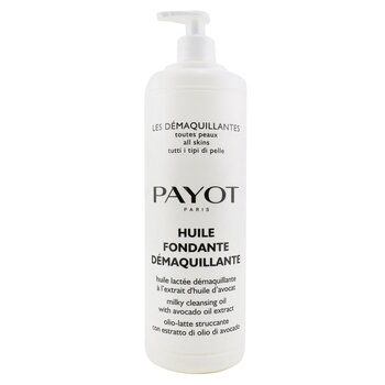 Payot Huile Fondante Demaquillante Milky Cleansing Oil - For All SKin Types (Salon Size)