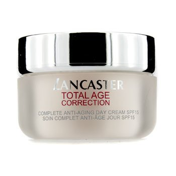 Lancaster Total Age Correction Complete Anti-Aging Day Cream SPF 15 (Krim Siang Hari Anti-Penuaan SPF 15)