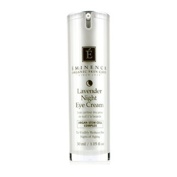 Eminence Lavender Age Corrective Night Eye Cream (Normal to Dry Skin, Especially Mature)