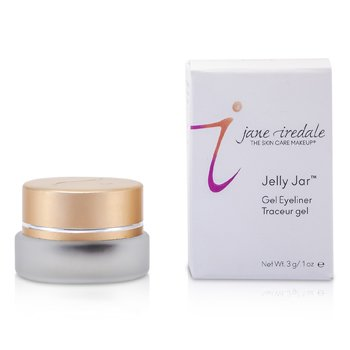 Jane Iredale Jelly Jar Liner Mata Gel - # Black