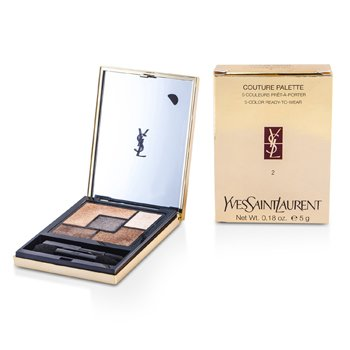 Yves Saint Laurent Couture Palette (5 Color Ready To Wear) #02 (Fauves)