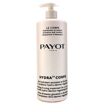Payot Le Corps Hydra 24 Corps Hydrating Firming Treatment For A Youtful Body (Salon Size)