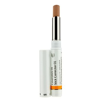 Dr. Hauschka Coverstick - #01 (Natural)