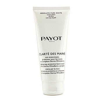 Payot Absolute Pure White Clarte Des Mains Lightening Protective Hand Cream (Saiz Salun)