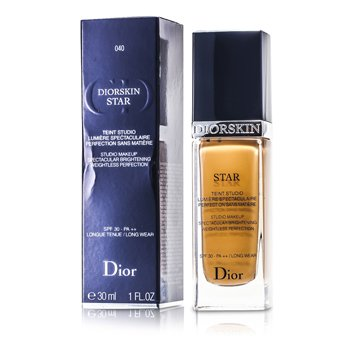 Christian Dior Diorskin Star Studio Makeup SPF30 - # 40 Honey Beige