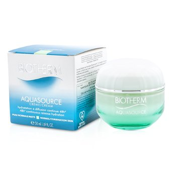 Biotherm Aquasource 48H Continuous Release Hydration Cream (Normal/Combination Skin)