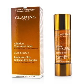 Clarins Radiance-Plus Golden Glow Booster for Body