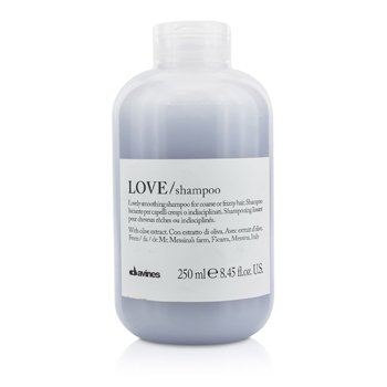 Love Shampoo (Lovely Smoothing Shampoo For Coarse or Frizzy Hair)