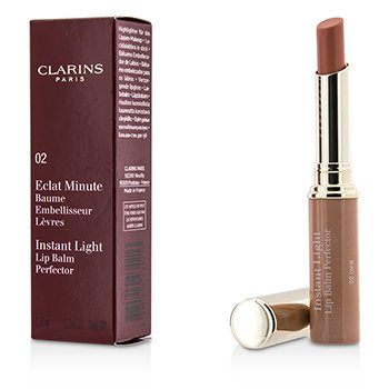 Clarins Eclat Minute Instant Light Lip Balm Perfector - # 02 Coral