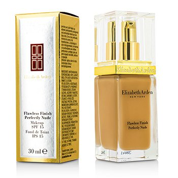 Elizabeth Arden Flawless Finish Perfectly Nude Makeup SPF 15 - # 18 Cashew