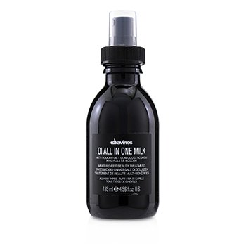 Davines OI All In One Milk (Multi Benefit Beauty Treatment - All Hair Types)