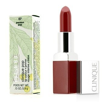 Clinique Clinique Pop Lip Colour + Primer - # 07 Passion Pop