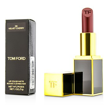 Tom Ford Lip Color Matte - # 08 Velvet Cherry