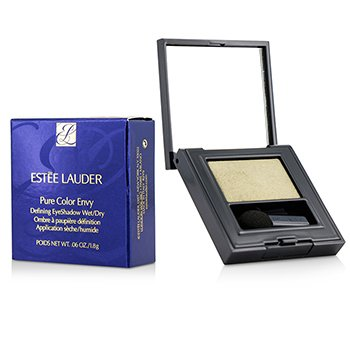 Estee Lauder Pure Color Envy Defining EyeShadow Wet/Dry - # 06 Jaded Moss
