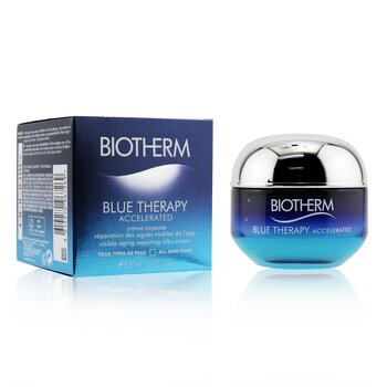 Blue Therapy Accelerated Repairing Anti-aging Silky Cream
