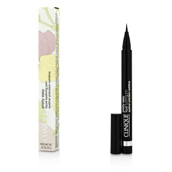 Clinique Pretty Easy Liquid Eyelining Pen - #01 Black
