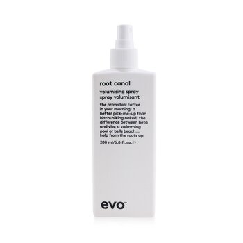Evo Root Canal Volumising Spray (For All Hair Types, Especially Fine Hair)
