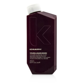 Kevin.Murphy Young.Again.Wash (Immortelle and Baobab Infused Restorative Softening Shampoo - To Dry Brittle Hair)