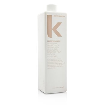 Kevin.Murphy Plumping.Wash Densifying Shampoo (A Thickening Shampoo - For Thinning Hair)