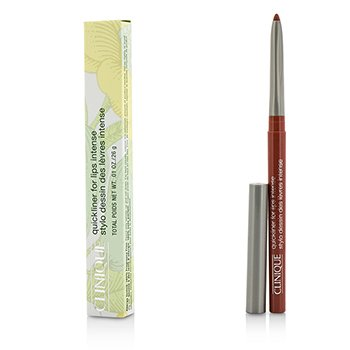 Clinique Quickliner For Lips Intense - #04 Intense Cayenne