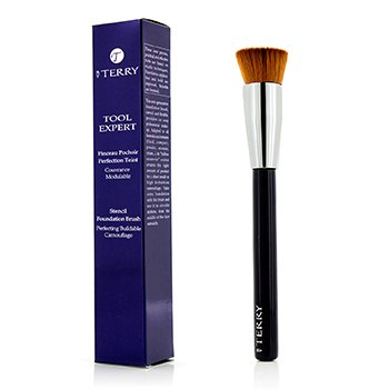 By Terry Too Expert Stencil Foundation Brush