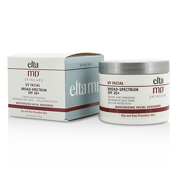 EltaMD UV Facial Moisturizing Facial Sunscreen SPF 30 - For Dry & Post Procedure Skin 2283 ok