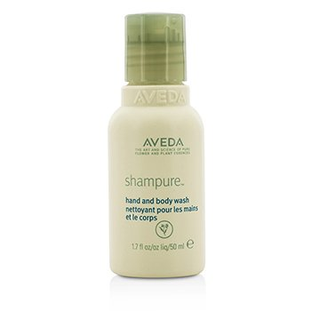 Aveda Shampure Hand & Body Wash - Travel Size