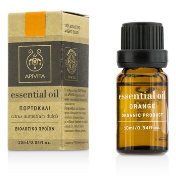 Apivita Essential Oil - Orange