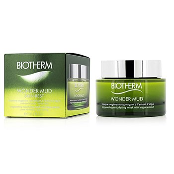 Biotherm Skin Best Wonder Mud Oxygenating Resurfacing Mask With Algae Extract