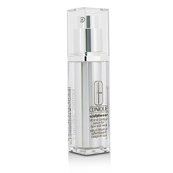 Clinique Sculptwear Lift & Contour Serum For Face & Neck
